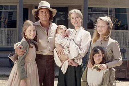 Keluarga Ingals dalam Little House On the Prairie (Seri 5)